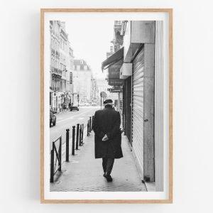 A Gentleman In Paris 1996 – Limited edition fine art print