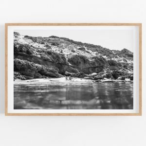 Offshore Sorrento Back Beach 2019 – Limited Edition Fine Art Print, Unframed