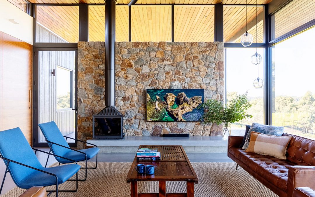 IN THE MEDIA – CASSANDRA DILLON'S RED HILL HOME ON THE DESIGN FILES